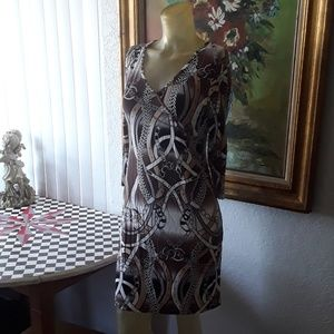 Venus jersey dress sz S